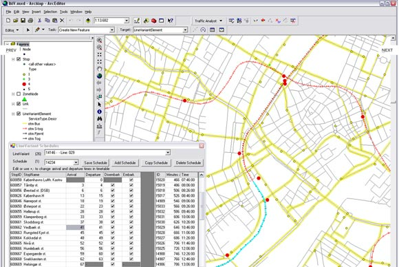 Traffic analyst for ArcGIS