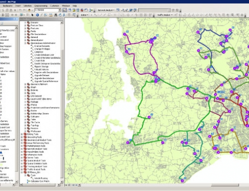 Rapidis Logistics Planner – now for ArcGIS