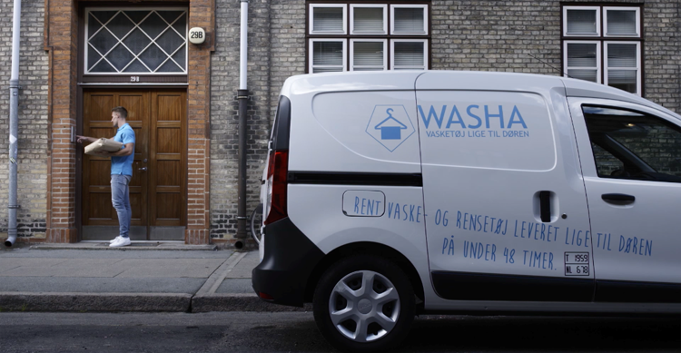 Washa went from 8 to 12 visits per hour using Logistics Planner